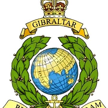 Royal Marines Emblem by Spacestuffplus
