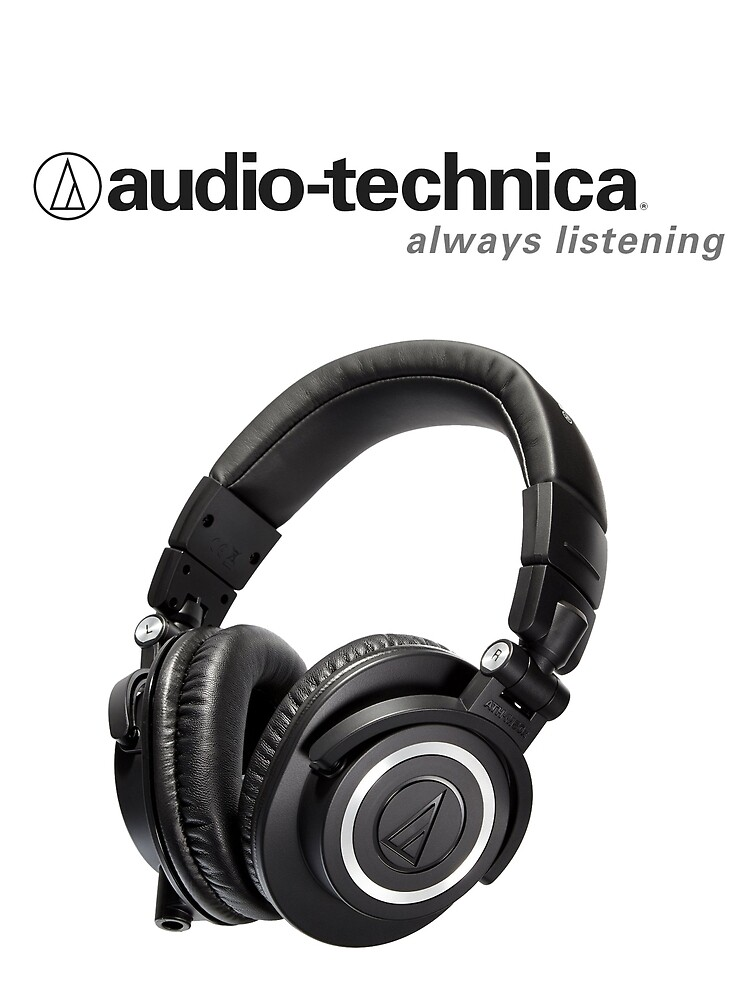 audio-technica ath-m50x by LadiesMan127