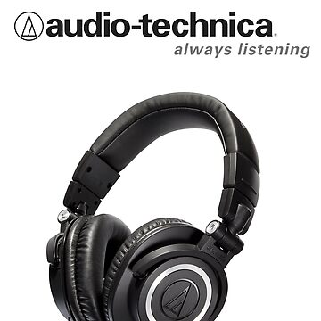 audio-technica ath-m50x by LadiesMan127