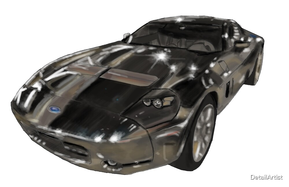 2005 Ford Shelby by DetailArtist