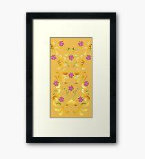 Meadow Picnic Framed Print