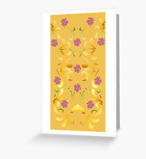 Meadow Picnic Greeting Card