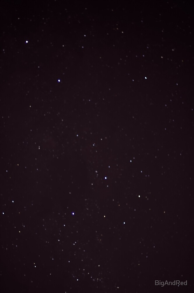 Southern Cross from backyard by BigAndRed