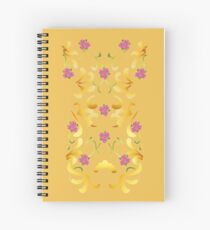 Meadow Picnic Spiral Notebook