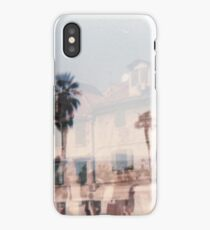 Croatia - lomography iPhone Case/Skin