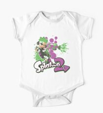 Splatoon 2 Inkling Boy Kids Clothes