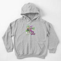 Sudadera con capucha para niños Splatoon 2 Inkling Boy