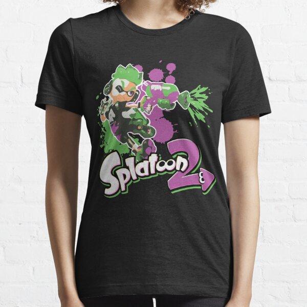 Splatoon 2 Inkling Boy T-shirt essentiel