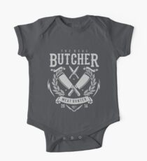 The Real Butcher  -  Meat Hunter One Piece - Short Sleeve