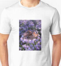 Flower Fawn Unisex T-Shirt