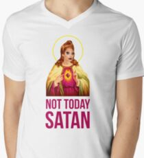 Bianca Del Rio Not Today Satan - Rupaul's Drag Race Men's V-Neck T-Shirt