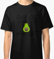 Rock Out With My Guac Out Classic T-Shirt
