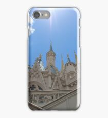 Under view of the Castle  iPhone Case/Skin