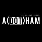«A (DOT) HAM» de broadways