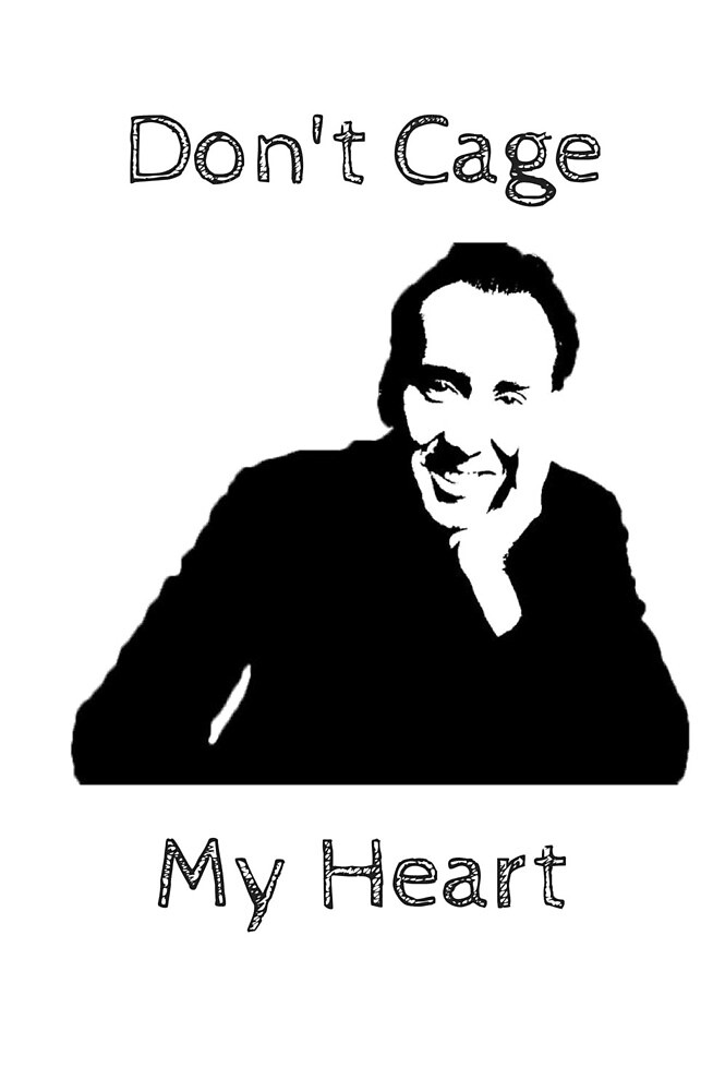 Nicholas Don't Cage My Heart by askewonline