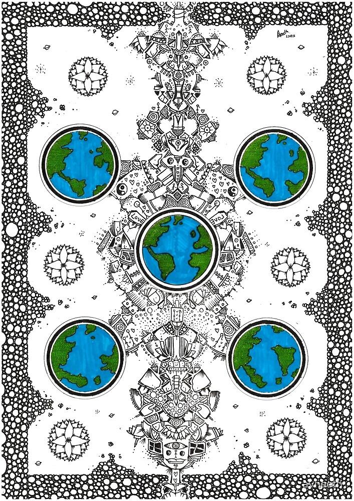 Gaia by avneeth