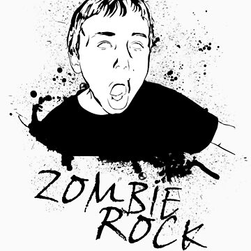 Zombie Rock by InvisibleSmith
