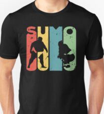 Sumo Vintage Retro Unisex T-Shirt