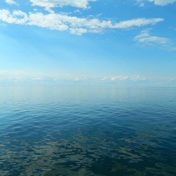 Lake Ontario by valbuquerque