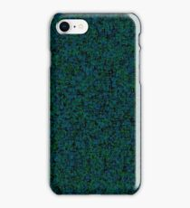 Abstract Blue, Green Water Lights -  iPhone Case/Skin