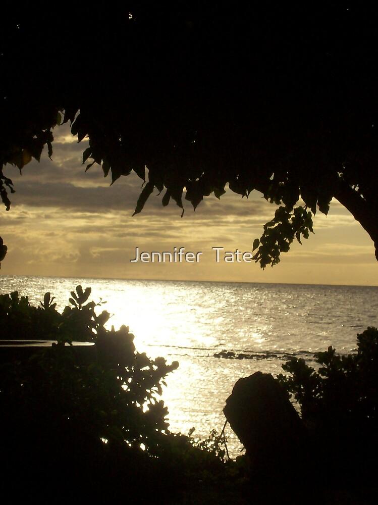 Beauty inside the heart by Jennifer  Tate