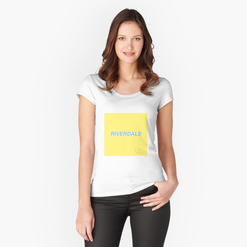 Riverdale Women's Fitted Scoop T-Shirt Front
