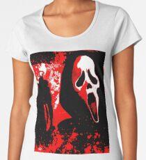 Scream Women's Premium T-Shirt