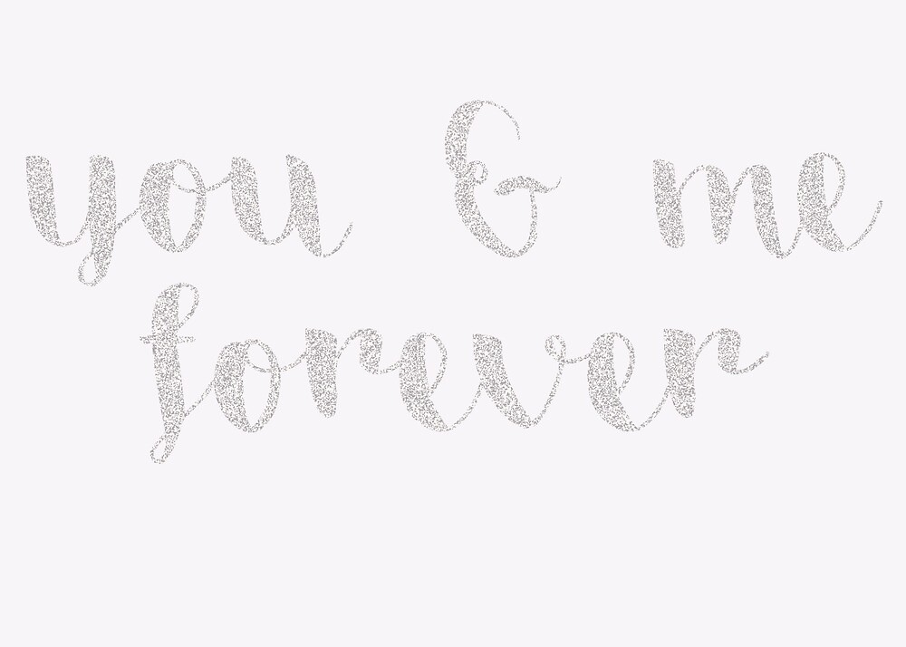 You & Me Forever by dukapotomus