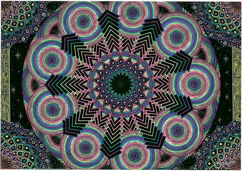 Rainbow 3 by avneeth