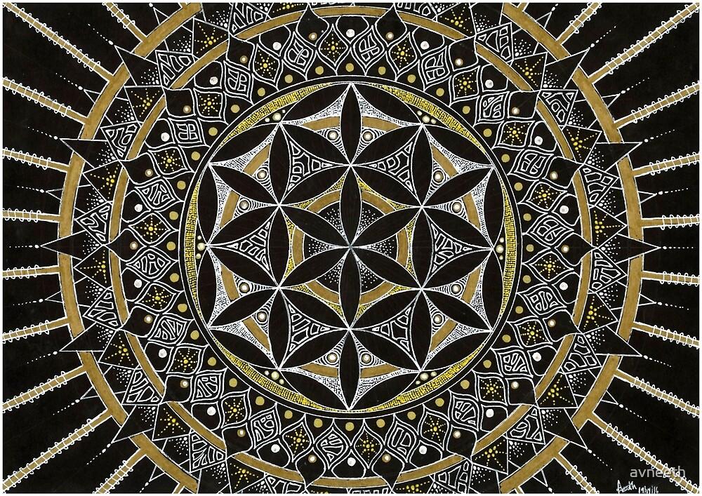 Sacred G by avneeth
