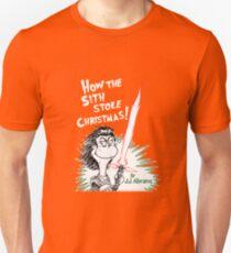 How The Sith Stole Christmas Unisex T-Shirt