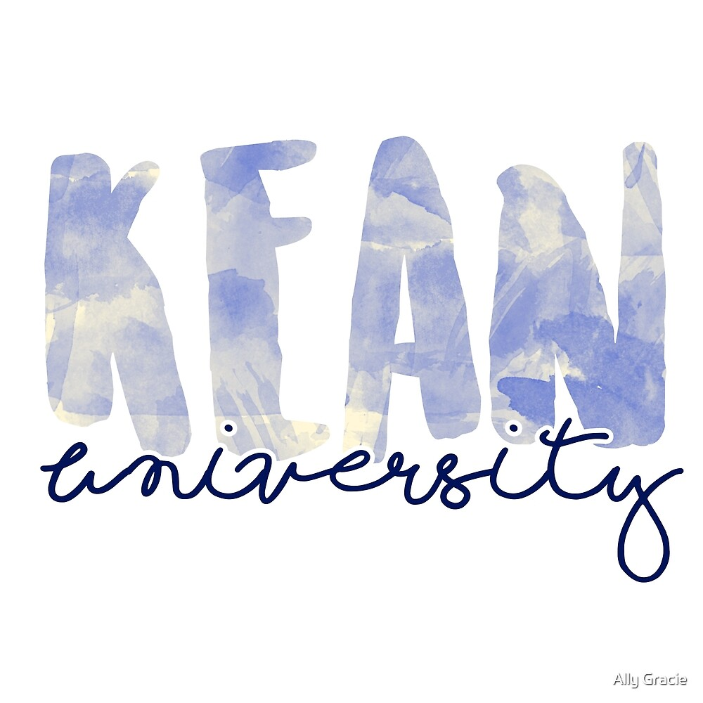 Kean University by Ally Gracie
