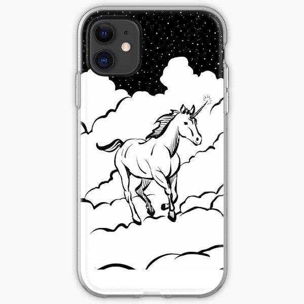 Unicorn Dreaming iPhone Soft Case