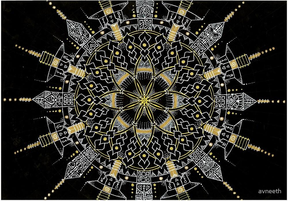 Starseed by avneeth