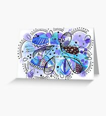 Save it for a rainy day Greeting Card