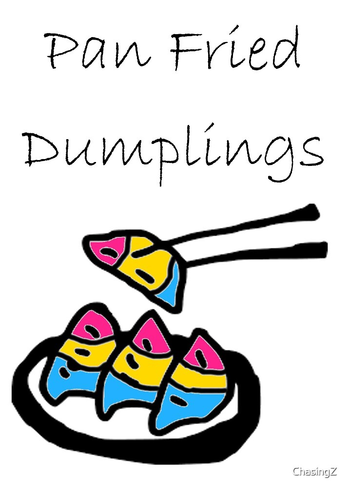 Pan Fried Dumplings by NYC-by-Z