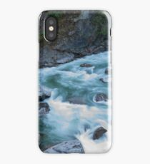 The Mighty Coquihalla River iPhone Case/Skin