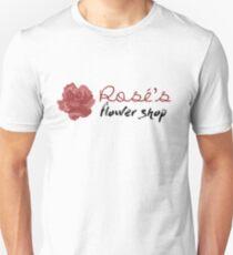 """BLACKPINK [SQUAD] - Rosé's Flower Shop """"As If It's Your Last"""" Graphic Unisex T-Shirt"""