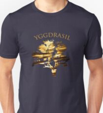 Yggdrasil- Tree of Life T-Shirt