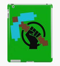 Mine Faction iPad Case/Skin