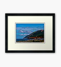 Cape Breton Highlands National Park - www.jbjon.com Framed Print