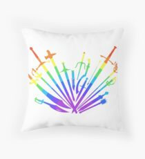 Pride-Fighter Throw Pillow
