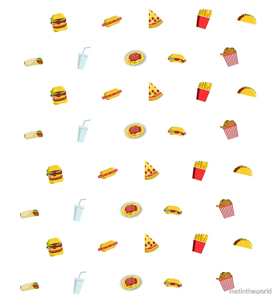 fast food wallpaper by matintheworld