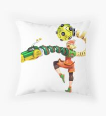 Min Min - ARMS for Nintendo Switch Throw Pillow