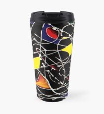 Night At Disneyland Travel Mug