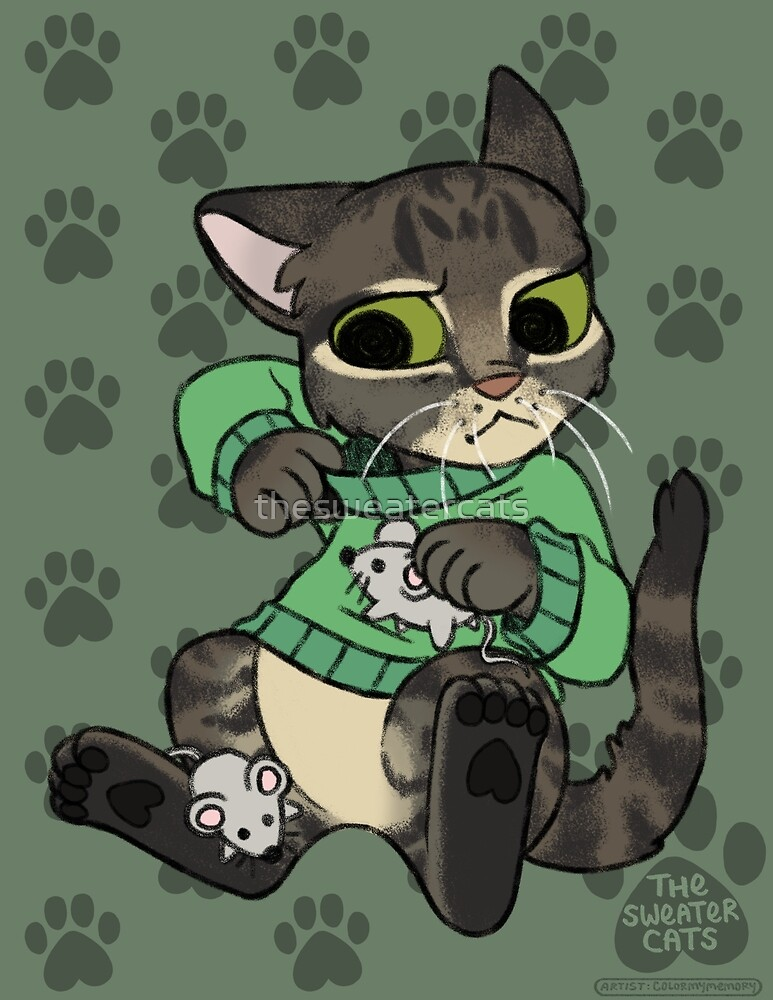 thesweatercats - Hunter by thesweatercats
