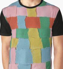 Summer Weave Block Graphic T-Shirt