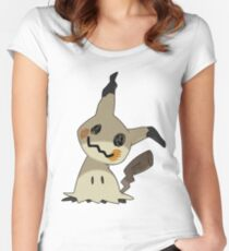 Mimikyu / Mimikkyu Women's Fitted Scoop T-Shirt