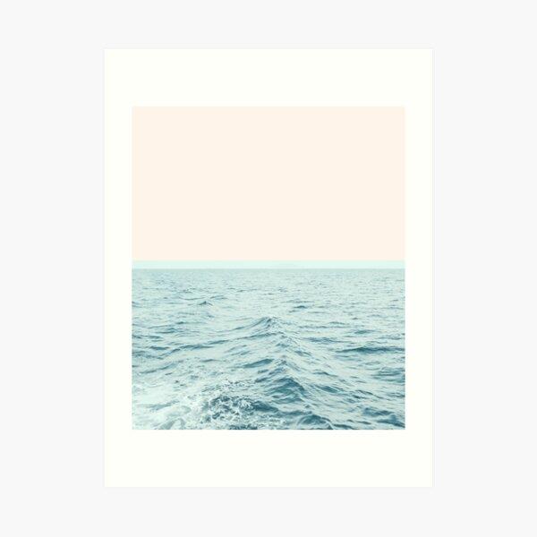 Sea Breeze #redbubble #home #lifestyle #buyart Art Print