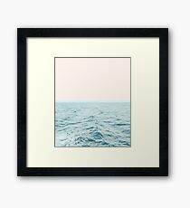 Sea Breeze #redbubble #home #lifestyle #buyart Framed Print